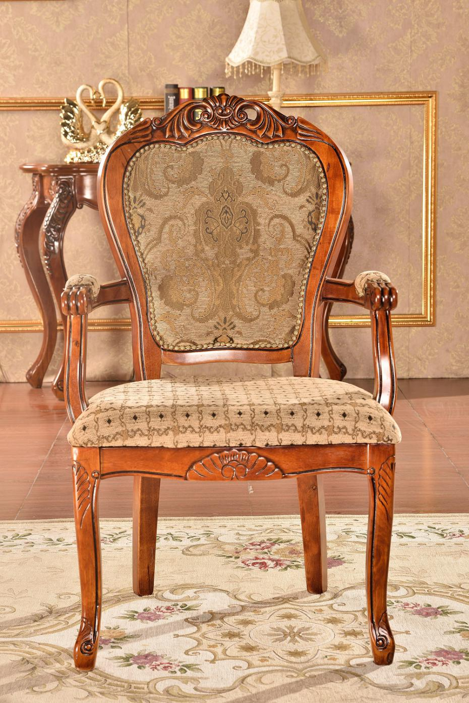 European Style Hotel Dining Chair