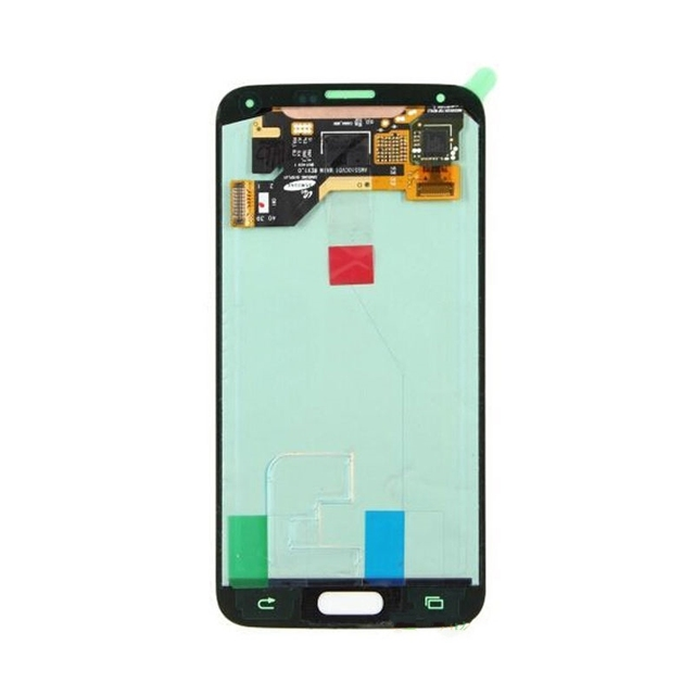 Black LCD Display Touch Screen Assembly Replacement for Samsung Galaxy S5 i9600 SM-G900 SM-G900F G900