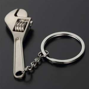 Wrench-Tool Pendant Key-Ring Jewelry Keychain-Key Link Metal-Buckle Activity Waist-Hanging