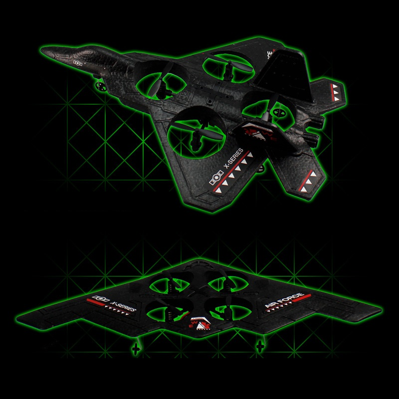 rc fighter plane X31 2.4GHZ RC F-22 fighter Plane with gyro remote control helicopter 3D Flying toys UFO RTF kid best gift to original rc helicopter 2 4g 6ch 3d v966 rc drone power star quadcopter with gyro aircraft remote control helicopter toys for kid