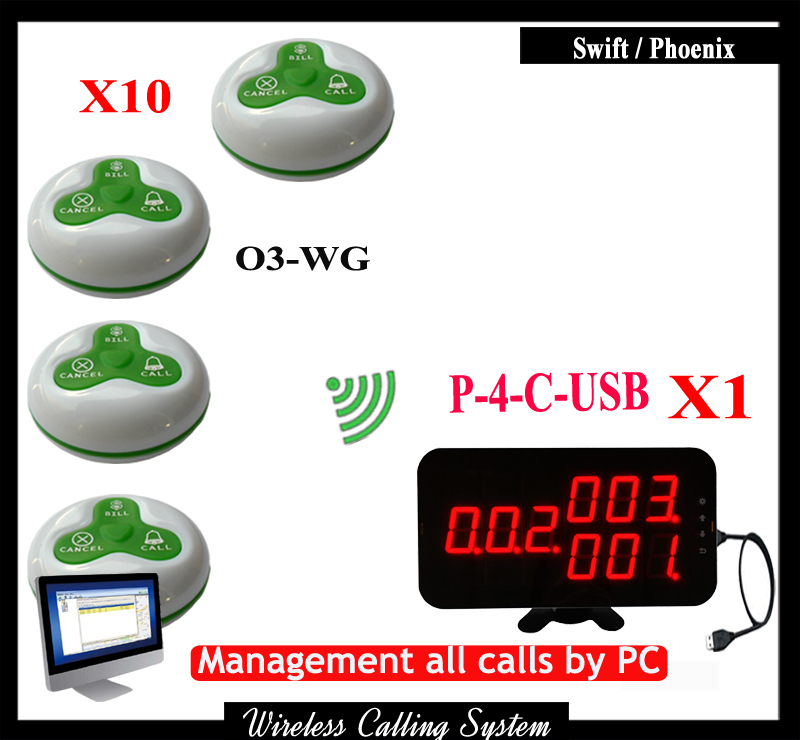 Wireless calling system With wireless restaurant pager calling system receiver and wireless service call bell  wireless pager service restaurant cafe restaurant bell call room w999218 wireless pager