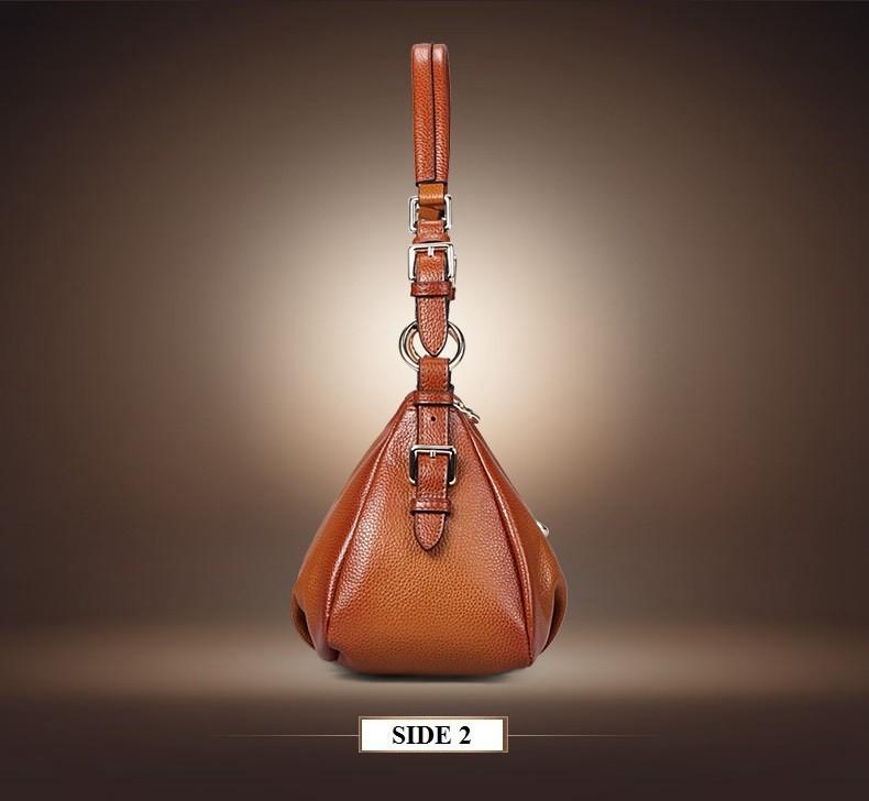 Ladies Handbags 2016 New Womens Bags And Purses Solid Women Leather Shell Bag Bags Zipper Retro Designer Handbags High Quality_037
