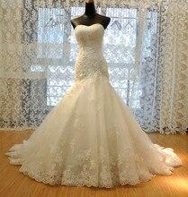 2016 custom luxury decals catch beaded dress real physical here women customized wedding dress wedding occasions YU475