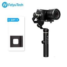 FeiyuTech G6 Plus Camera Gimbal  Handheld Stabilizer for Smartphone Gopro Hero 7 6 5 Sony RX0 Samsung s8 800g Payload Feiyu G6P feiyu tech g360 handheld camera gimbal 360 for iphone for huawei smartphone and gopro camera