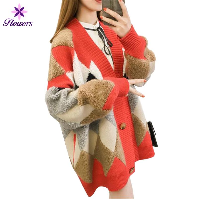 073fa7f7f6 Taille Nouveau Printemps breasted Automne Femmes Section 2018 Coréenne red  Single Longue Mode La Lâche navy ...