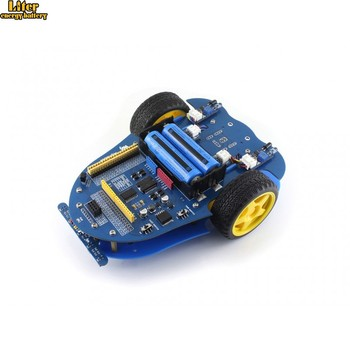 AlphaBot Mobile Robot Development Platform Chassis Board