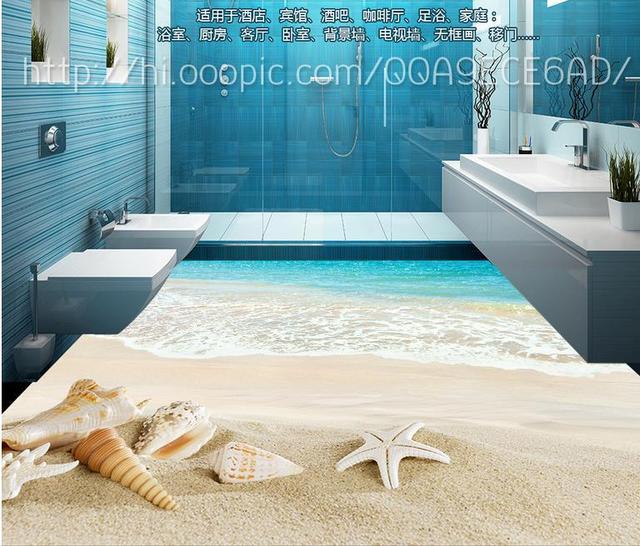 Pavimento di piastrelle in vinile personalizzato for Piastrelle vinile