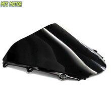 купить Motorcycle Part Black Windshield/Windscreen For Honda CBR 1000 RR 04 05 06 07 CBR1000RR 2004 2005 2006 2007 по цене 1457.9 рублей