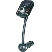 wireless stereo bluetooth car kit audi handsfree receiver speaker adaptar speakerphone audio mp3 player 12v