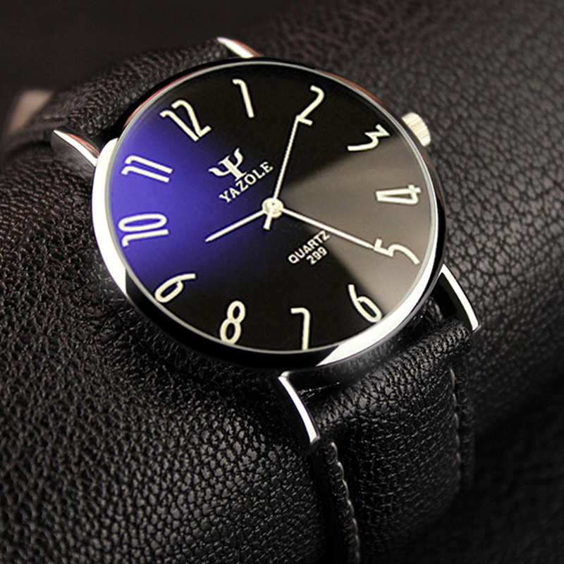 2016 Mens Watches Top Brand Luxury Famous Quartz Watch Men Wristwatches Male Clock Wrist Watch Quartz