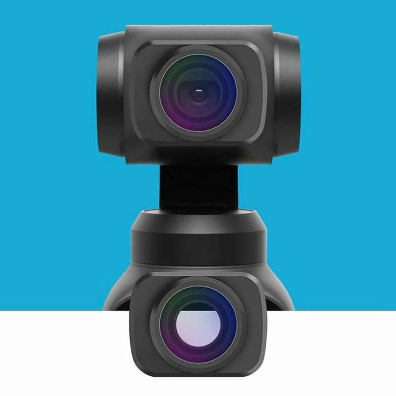 Mini lentille de caméra grand angle revêtement de verre pour DJI OSMO poche cardan de poche haute qualité effet Pixel clairement caméra Full HD