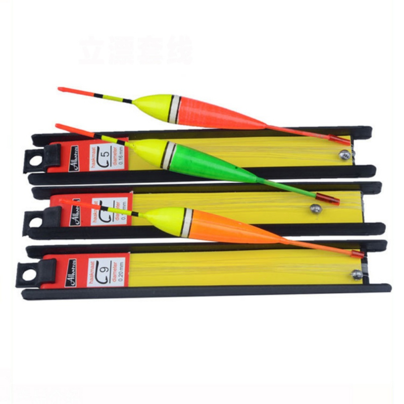 Outdoor fishing line group floating fish floating fishing for Floating fishing line
