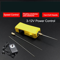 3 12V Speed Control Glue Removing Tool for iPhone LCD OCA Cold Screen Remover with Roating Anti Clock Clockwise Button