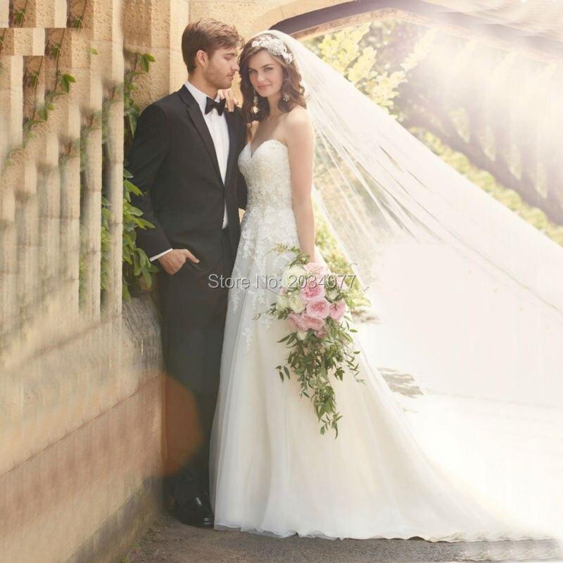 Vestido de novia i mujer