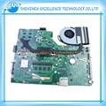 Para asus x75vc laptop motherboard com cpu 4 gb 60nb0240 i3-2370m x75vb rev: 3.0 100% testado antes do envio