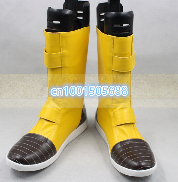 Dragon Ball Z Trunks cosplay Shoes Boots Custom-Made