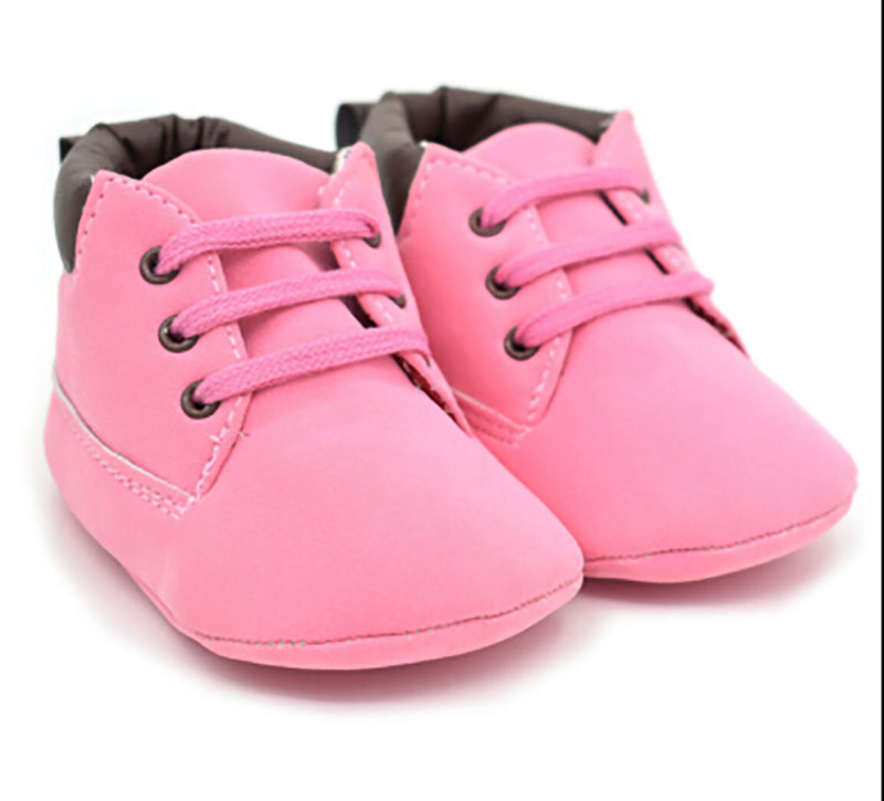 Baby Girl Boy Snow Boots Winter Booties Infant Toddler Newborn Crib Warm Martin Shoes 2018