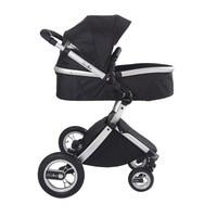 Babyfond Детские коляски Многофункциональный складные тележки супер свет может сидя и лежа высокого пейзажи летняя детская коляска