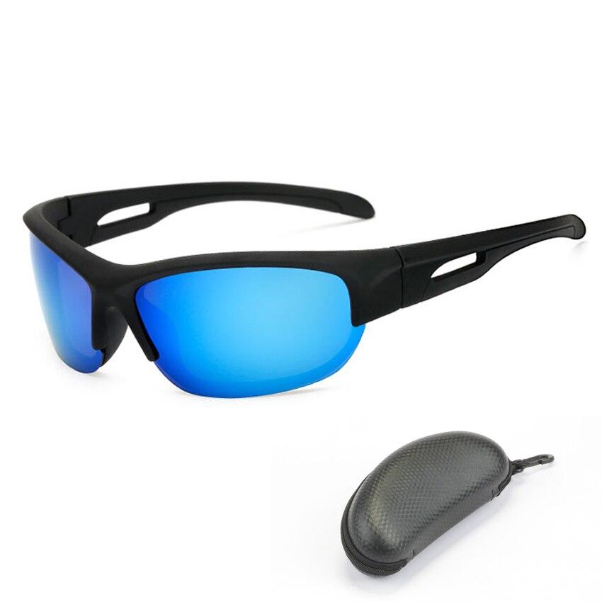 bf72da2fd Nuevas gafas de sol polarizadas de senderismo para pesca, gafas de  bicicleta, gafas deportivas de visión nocturna, gafas de pesca Anti-UV