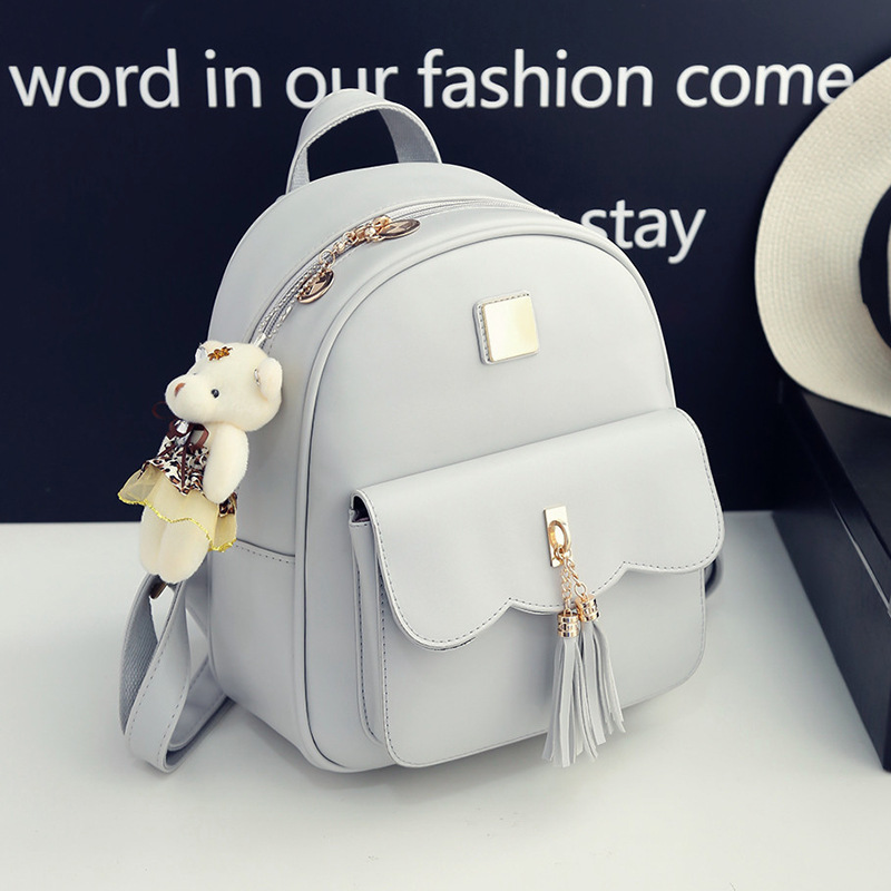 Women Backpack Small Size Black PU Leather Women's Backpacks Fashion School Girls Bags Female Back Pack Famous Brand TDY334 dizhige brand women backpack high quality pu leather school bags for teenagers girls backpacks women 2018 new female back pack