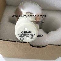 New Bare Bulb Lamp Osram P VIP 230/0.8 E20.8 For ACER H7531D / H7530 / H7530D / H7630D/X1213 /P1203P Projectors