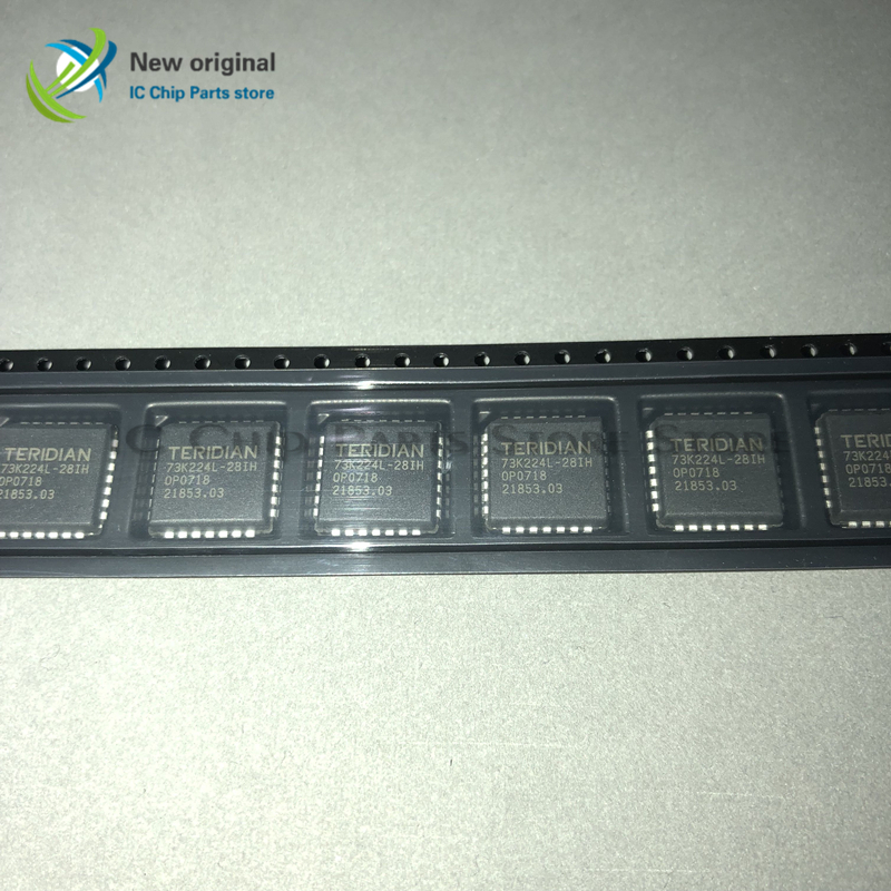 10PCS/LOT TDK73K224L-28IH TDK73K224L-28 TDK73K224 73K224L-28IH PLCC28(China)