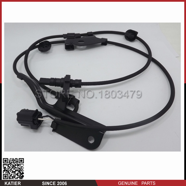 New Front Right ABS Wheel Speed Sensor 89542-42050 For Toyota Rav 4 2006-2012
