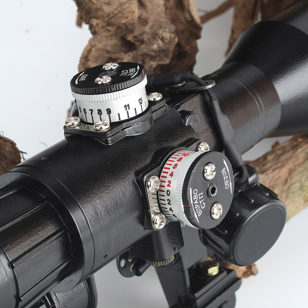 Image 5 - Hunting SVD 6X42D Riflescope Red Illuminated Glass Etched Reticle POS 1 Sight Tactical Scopees Mount Fits SKS Tigr Romak 3-in Riflescopes from Sports & Entertainment
