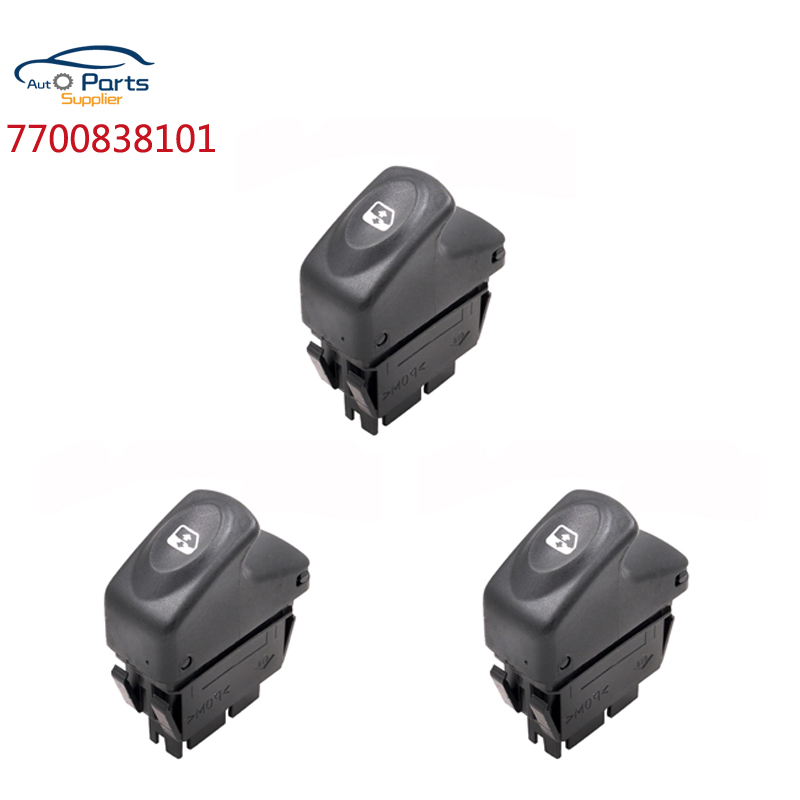 ELECTRIC POWER WINDOW CONTROL SWITCH BUTTON FOR RENAULT KANGOO 1997 On