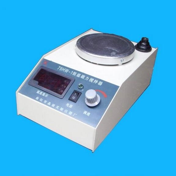 Digital thermostatic magnetic stirrer with heating ,110V/220V hotplate 2017 new magnetic stirrer with heating for industry agriculture health and medicine scientific research and college labs