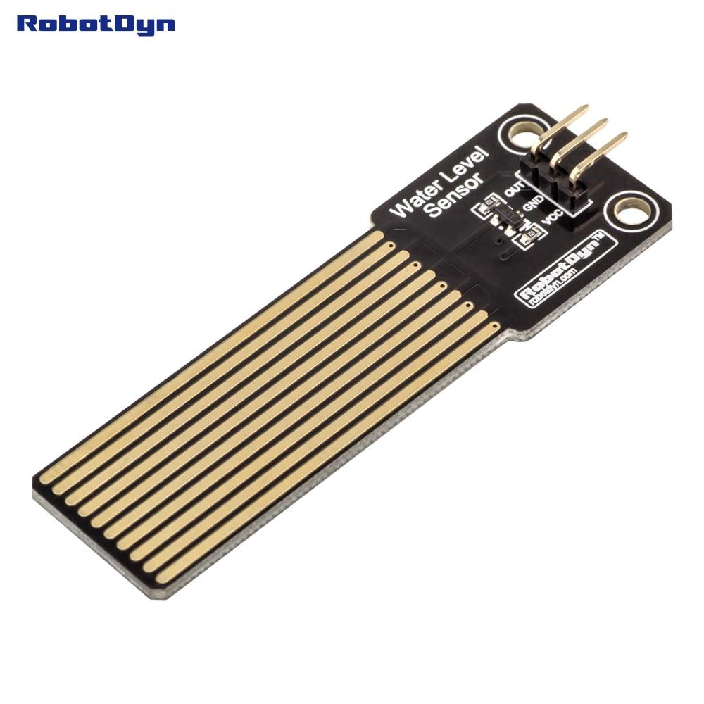 Water Level Sensor Gold Coating In Sensors From