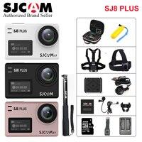 SJCAM SJ8Plus 4K экшн и Спортивная камера 4 K/30fps видео 12MP изображение пульт дистанционного управления Novatek NT96683 чип 2,33 дюймовый сенсорный экран