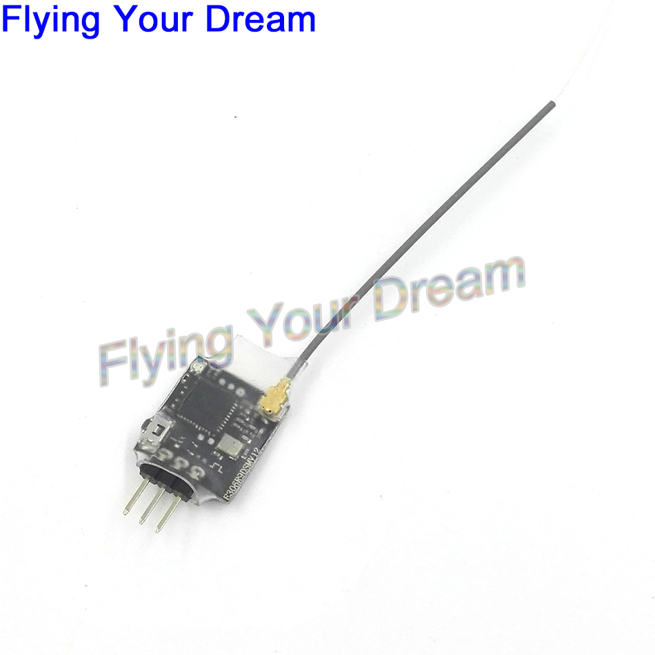 Radiolink R6dsm 24g 10 Channels Receiver Sbus For F3 Mini Diy Make A Circuit Board Fly With This Cute Tiny Quadcopter Kit At9 At9s At10 At10ii