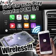 Wireless Car auto play box for Porsche PCM 3.1 Cayenne Macan Pana mera 911 etc for carplay on Porsche