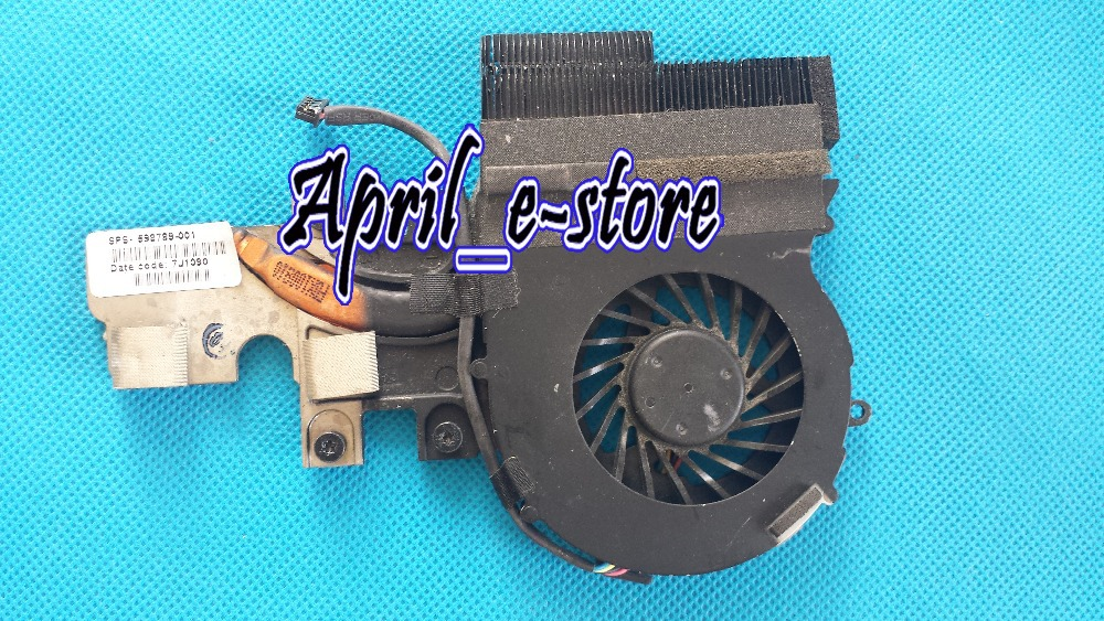 P/N 598789-001 cooler for HP Elitebook 2540 2540P series cpu cooling heatsink with fan Original 2200rpm cpu quiet fan cooler cooling heatsink for intel lga775 1155 amd am2 3 l059 new hot