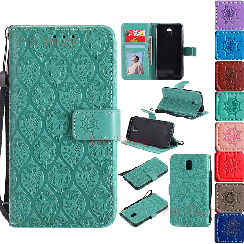 Cases For <font><b>Samsung</b></font> Galaxy J5 2017 Pro J57 <font><b>SM</b></font>-<font><b>J530FM</b></font>/DS <font><b>SM</b></font>-J530F <font><b>SM</b></font> <font><b>J530FM</b></font>/DS J530F J530F/DS <font><b>J530FM</b></font> Cases Flip Leather Phone Cover image