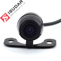 Universal Car Rear View Parking Camera HD Color Waterproof Reverse Backup Drive Camera With Parking Line