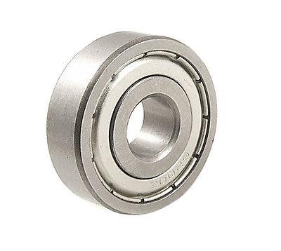 HRB 6200Z 10mm x 30mm x 9mm Double Shielded Ball Bearing hrb 3