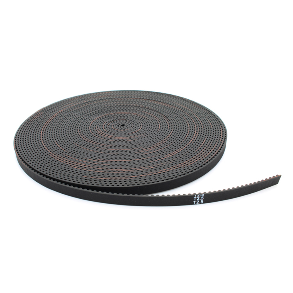 1 Meter 2GT-6mm rubber opening timing belt S2M GT2 MXL for 6mm belt GT2belt hot selling 3D printer accessories Free shipping