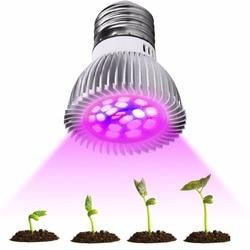 Полный спектр cfl светодиодный светать лампада E27 E14 MR16 GU10 лампа внутреннего освещения для теплиц цветущие растения Гидропоника Системы ИК УФ...