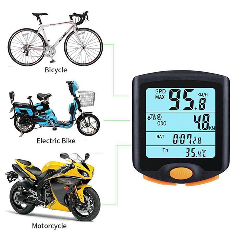 velocimetro bike