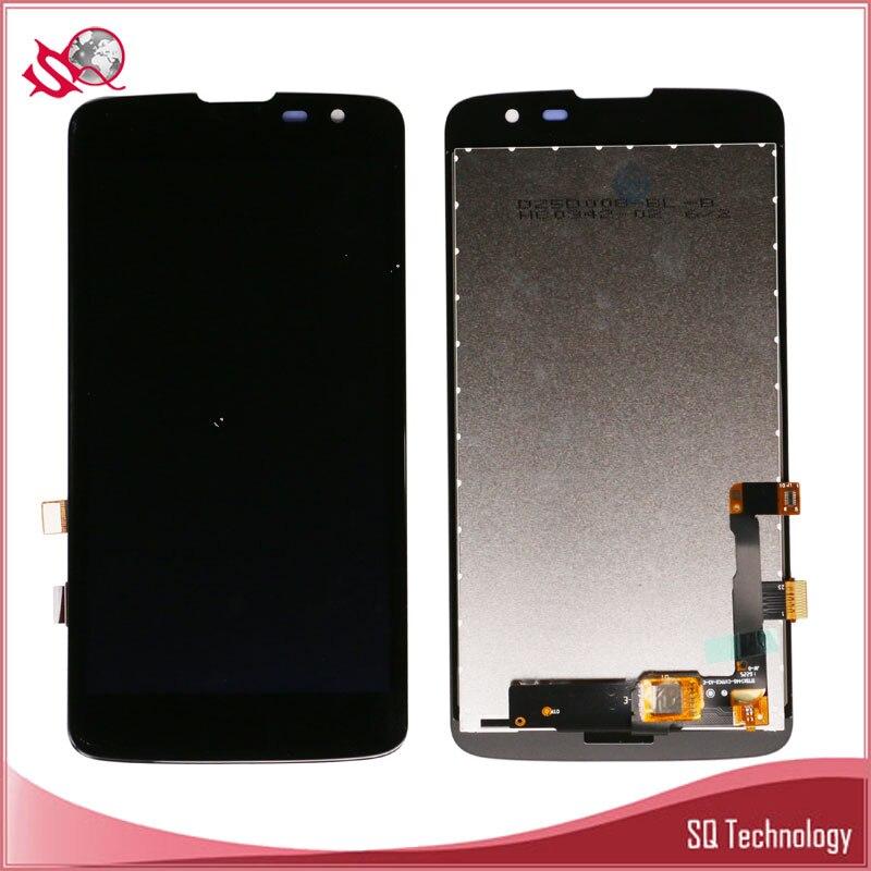 imágenes para Probado LCD de Pantalla Táctil Para LG Q7 X210 X210DS Panel LCD de Pantalla Táctil Digitalizador Asamblea Negro