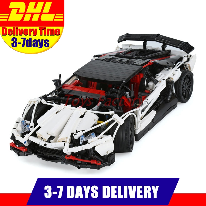 IN Stock LEPIN 23006 Genuine New Technic Series The Hatchback Type R Set Building Blocks Bricks Educational Toys Boy Gifts Model in stock lepin 23015 485pcs science and technology education toys educational building blocks set classic pegasus toys gifts