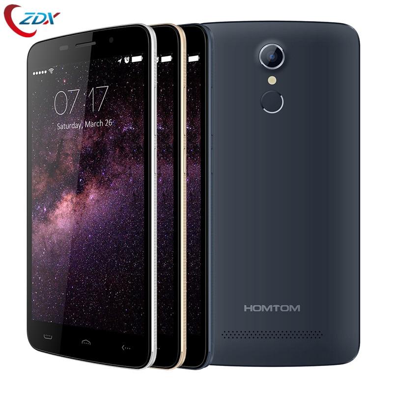 bilder für HOMTOM HT17/HT17 Pro/HT7 4G Smartphone Android 6,0 Handy MTK6737 1280x720 HD 8.0MP GPS, OTG 3000 mAh Zelle telefon