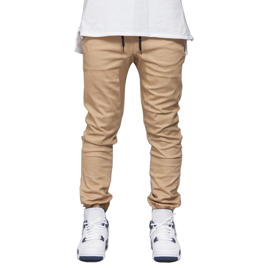 Men Jogger Pants Fashion Autumn Hip Hop Harem Stretch Joggers Runner Pants For Men 13