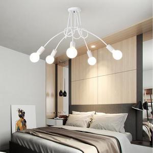 Image 4 - Moderne Decke Lichter Einfache Amerikanischen restaurant Nordic wohnzimmer schlafzimmer leuchten