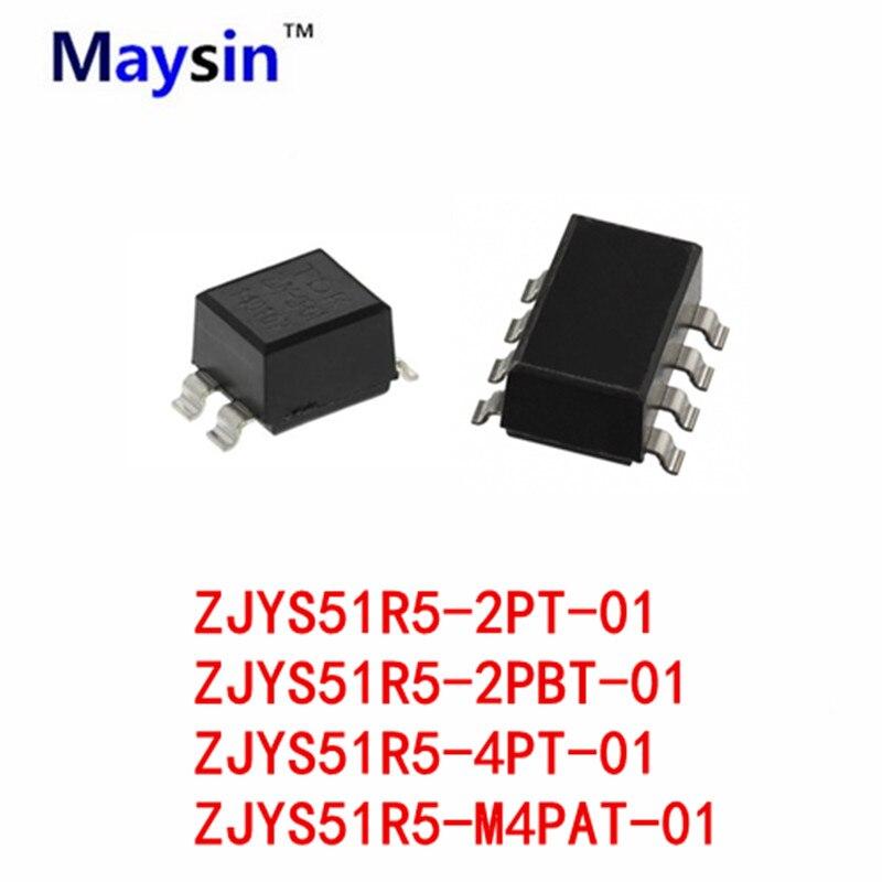 10PCS ZJYS51R5-2P