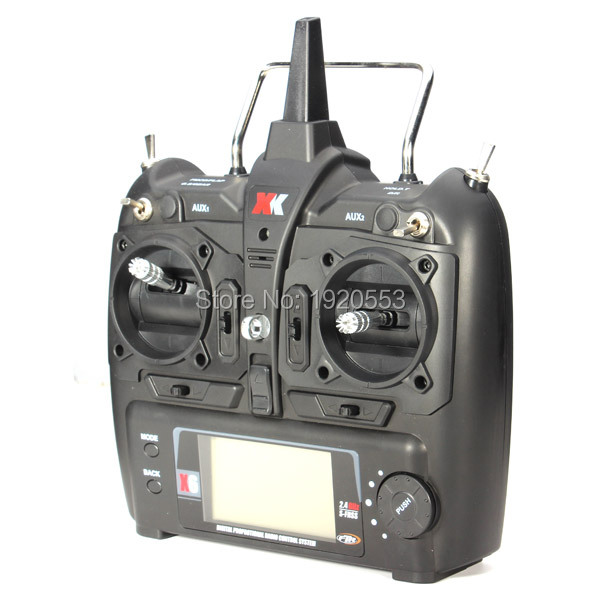 Wltoys XK 2 X6 001 X6 FUTABA Transmitter Controller Spare Parts For Wltoys XK K100 K110