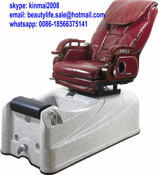 Merveilleux Whirlpool Used Spa Facial And Pedicure Chair Spa Massage Chair Beauty Salon  Furniture