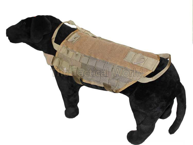Tactical Dog Training Harness